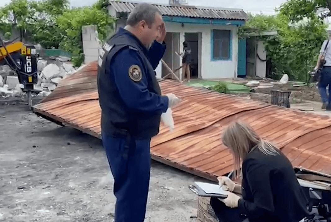В Сочи не будут останавливать снос бараков после убийства приставов