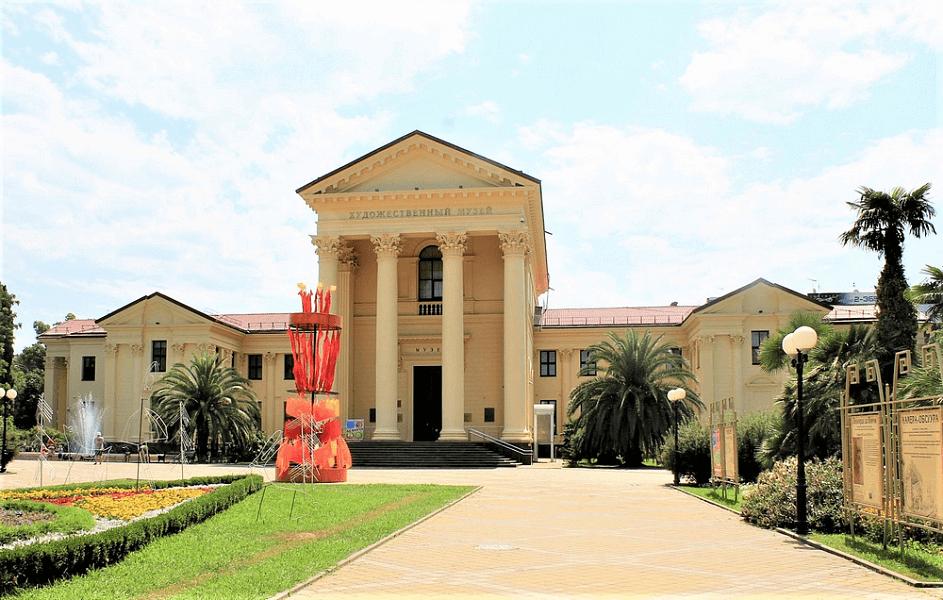 Специалисты утвердили предметы охраны здания Сочинского художественного музея