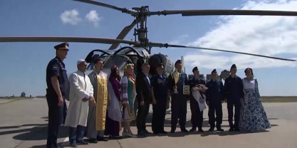 Кубанские летчики заняли первое место на конкурсе «Авиадартс-2021»