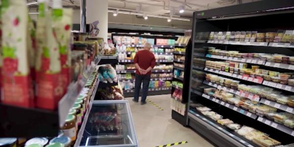 В Новороссийске открыли первый магазин продуктов здорового питания «ВкусВилл»