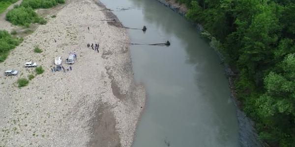 В Апшеронском районе третий день ищут двоих мальчиков, пропавших на реке Пшеха