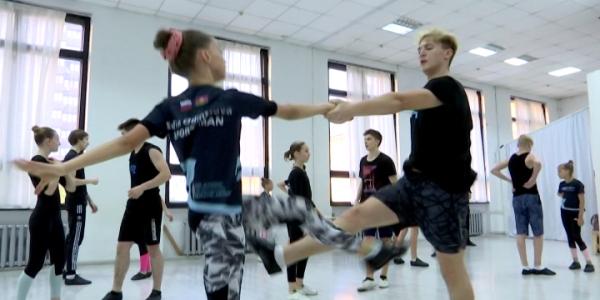 Кубанцы примут участие в чемпионате ЮФО по акробатическому рок-н-роллу