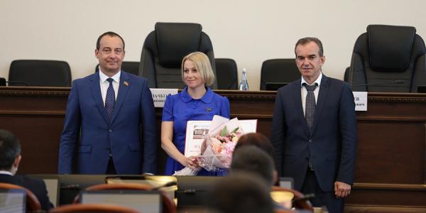 Кондратьев: креативные молодые депутаты нужны для уверенного развития Кубани