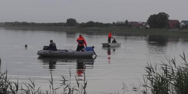 В Тимашевском районе в реке утонул подросток