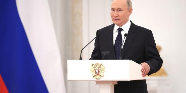 Задать вопрос Путину на прямой линии можно будет через мобильное приложение