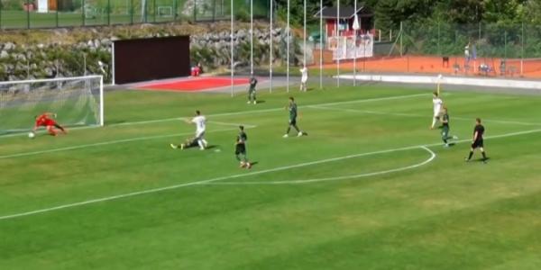 На сборах в Австрии ФК «Краснодар» сыграл вничью с польской «Легией» — 1:1