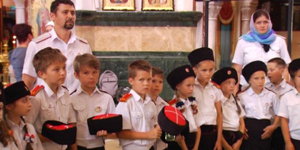 Школьникам и кадетам Краснодара провели экскурсию «Екатеринодар — град казачий»