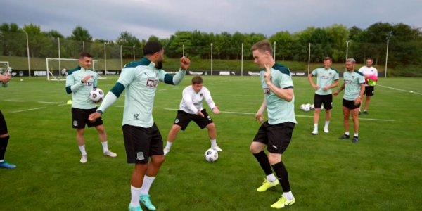 Футболисты «Краснодара» отправились на стартовый сбор в Австрию