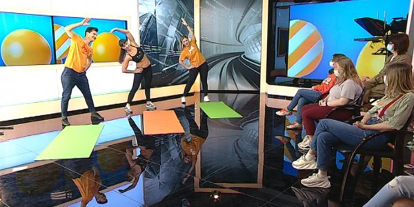 Тренер Ирина Манчева: есть специальные упражнения для офисных работников