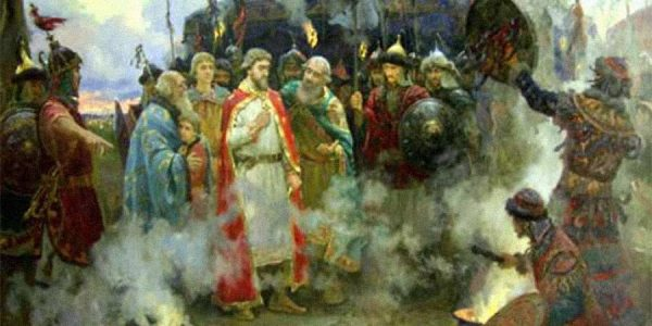 Хранитель веры православной Александр Невский