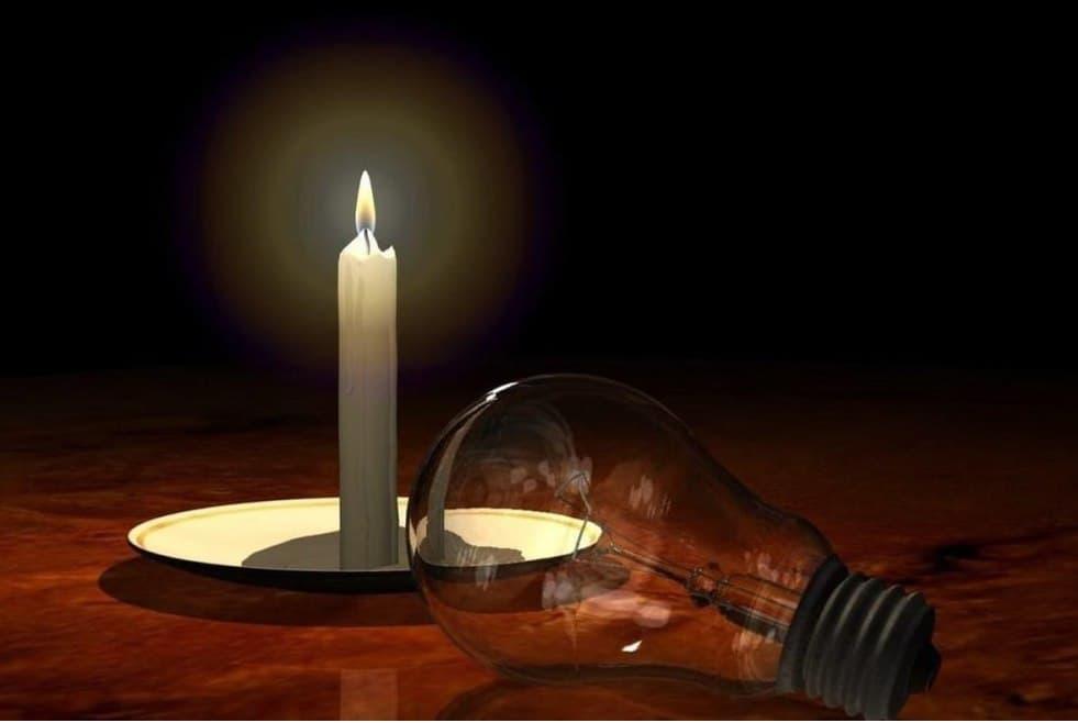 Из-за аварийного отключения 2 тыс. жителей Краснодара остались без света