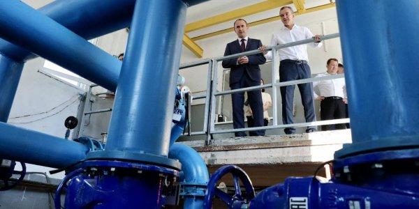 Кондратьев: запуск нового водопровода в Геленджике важен для жителей и туристов