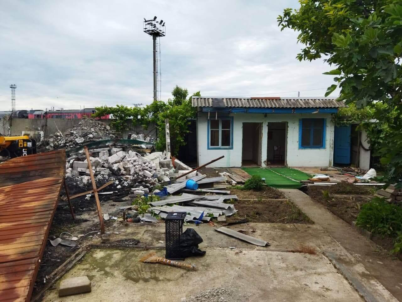 Здания, из-за которых в Сочи убиты приставы, признаны самостроем еще в 1986 году