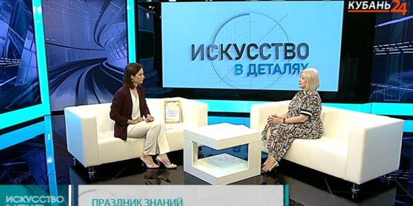 Валерия Полторанина: библиотека — это культурный центр
