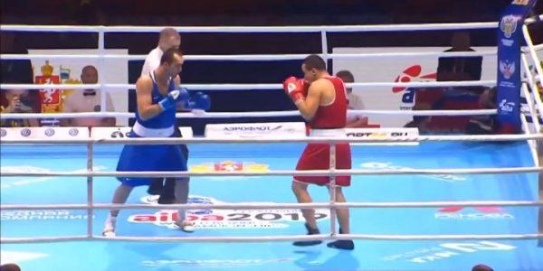 Кубанский боксер примет участие в квалификации на Олимпиаду в Токию