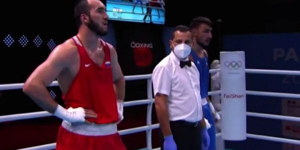 Кубанский боксер Муслим Гаджимагомедов завоевал олимпийскую лицензию