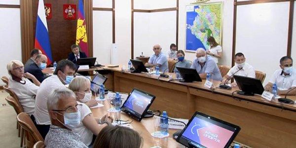 В Краснодаре провели совещание по подготовке кубанских спортсменов к Олимпиаде