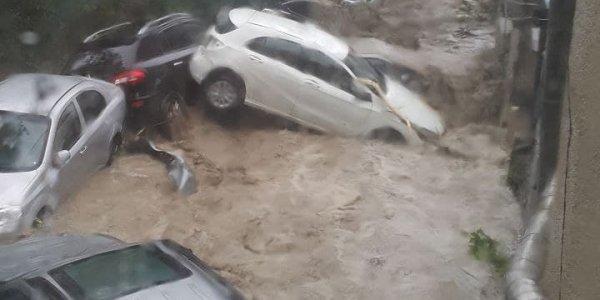 Черноморский флот окажет помощь пострадавшим от потопа в Ялте