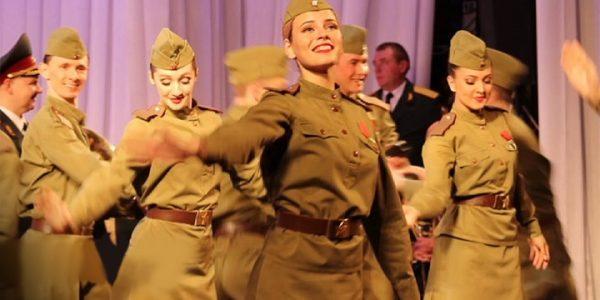 На Кубани стартовали гастроли академического ансамбля песни и пляски Росгвардии