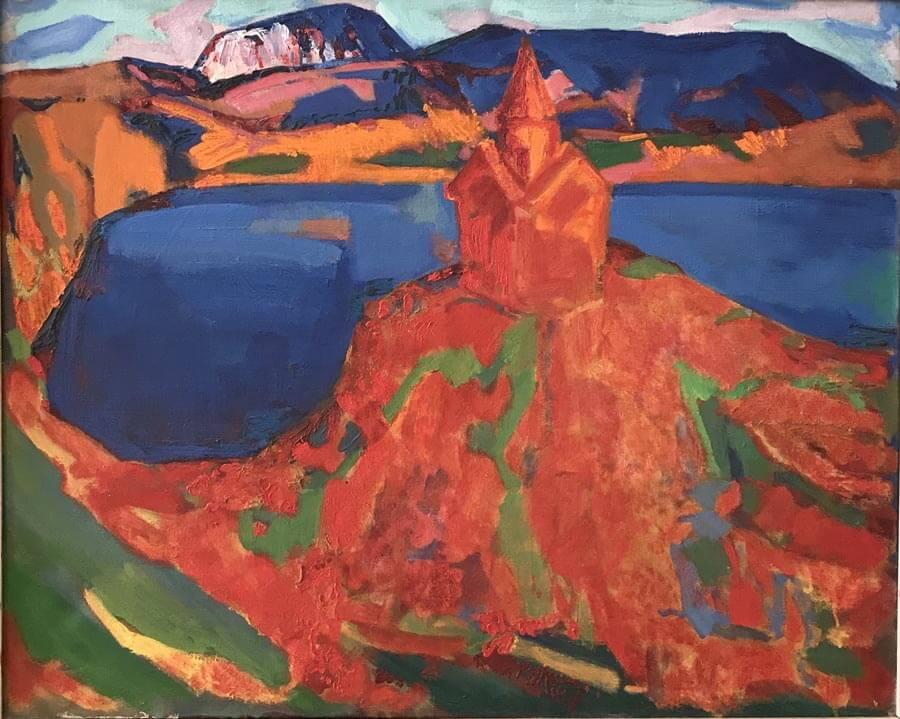 В Краснодаре откроется выставка к 90-летию со дня рождения художника Петросяна
