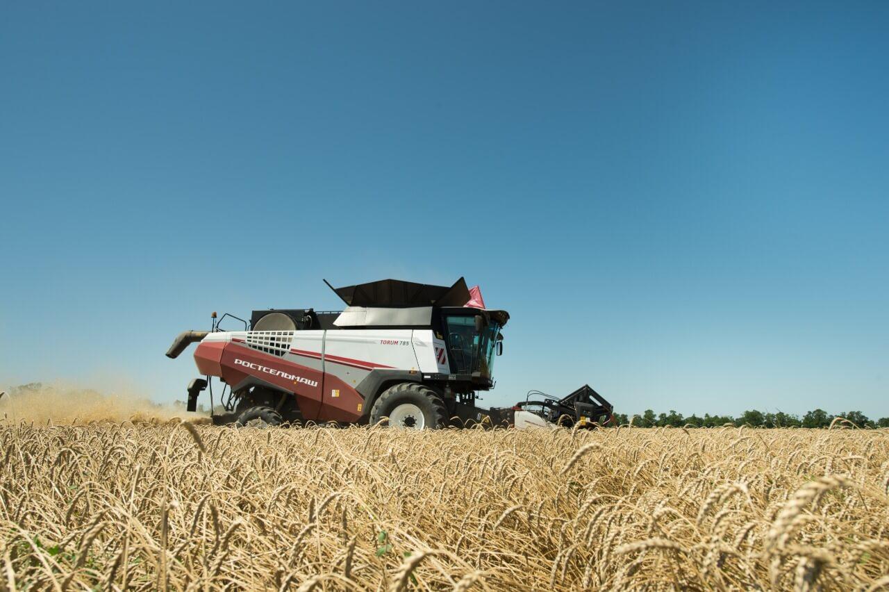 Аграрии Кубани выбирают для своих полей TORUM 785