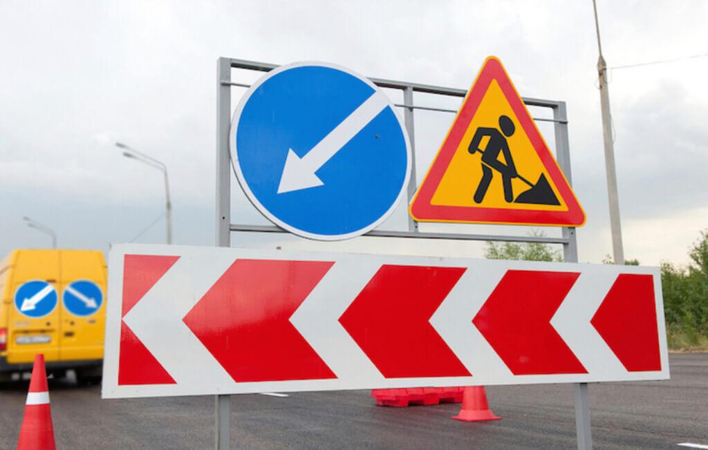 В Краснодаре ограничат движение транспорта на пересечении Горького и Красной