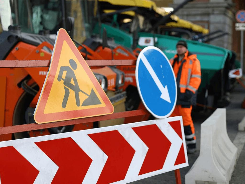 В Краснодаре из-за ремонта коллектора на 3 ночи закроют движение на улице Мира