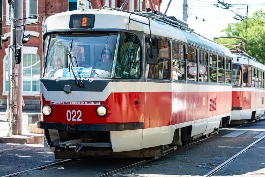 В Краснодаре с 22 по 25 июля сократят время работы семи трамвайных маршрутов