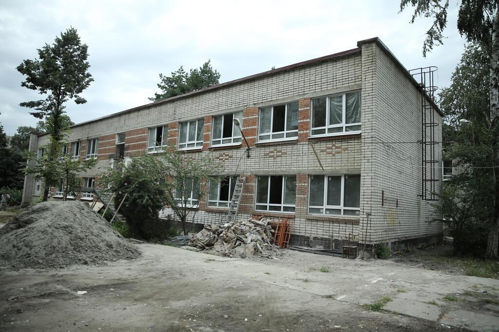 В Краснодаре до конца года введут в эксплуатацию детский сад на улице Рылеева