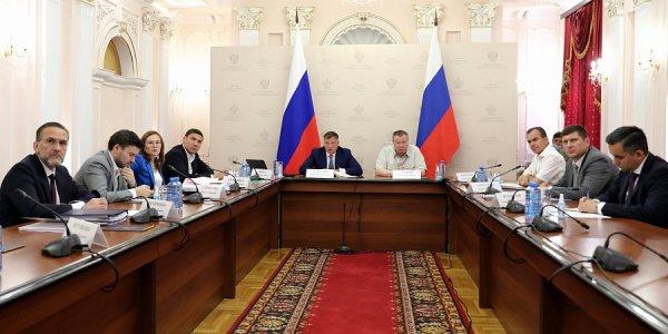 Хуснуллин поручил составить планы социально-экономического развития регионов ЮФО