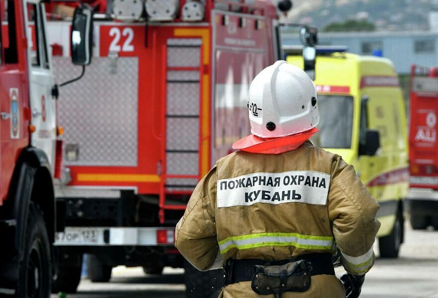 На Кубани планируют построить три новых пожарных депо