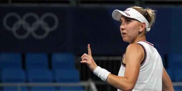 Кубанская теннисистка Елена Веснина вышла в следующий кругОлимпийских игр