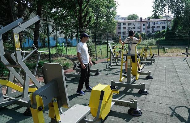 В Сочи к концу 2022 года построят спортивный комплекс