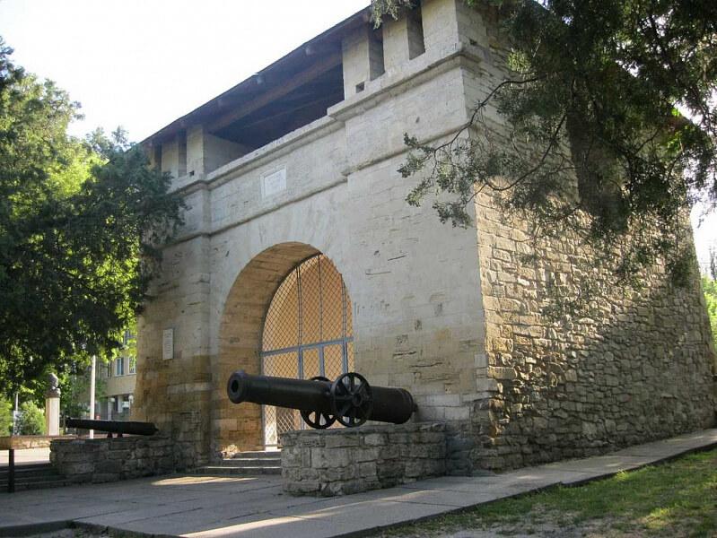 В Анапе утвердили зону охраны фрагмента турецкой крепости XVIII века