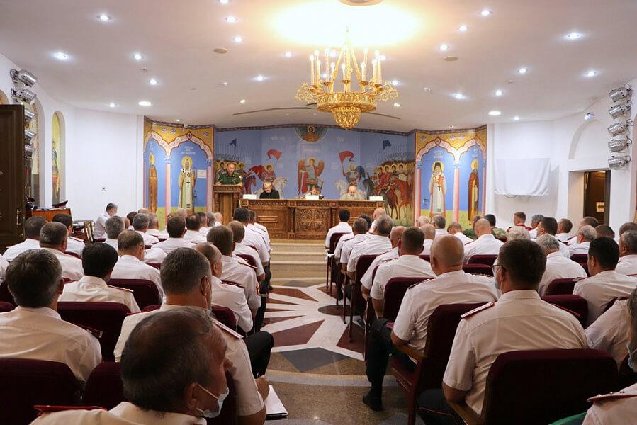 На Кубани в ликвидации последствий подтоплений участвовало 2,5 тыс. казаков