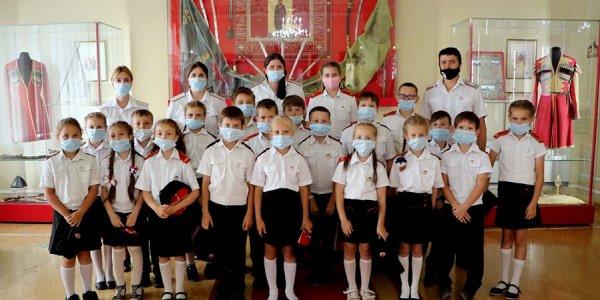 На Кубани для детей стартовал цикл экскурсий «Екатеринодар — град казачий»