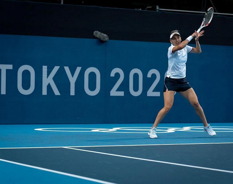 Кубанская теннисистка Веснина в парном разряде вышла в четвертьфинал Олимпиады
