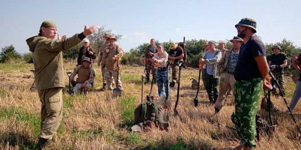 На Кубани завершилась межрегиональная поисковая экспедиция «Битва за Кавказ»