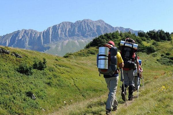 В Сочи за полгода спасли почти 800 туристов в горах