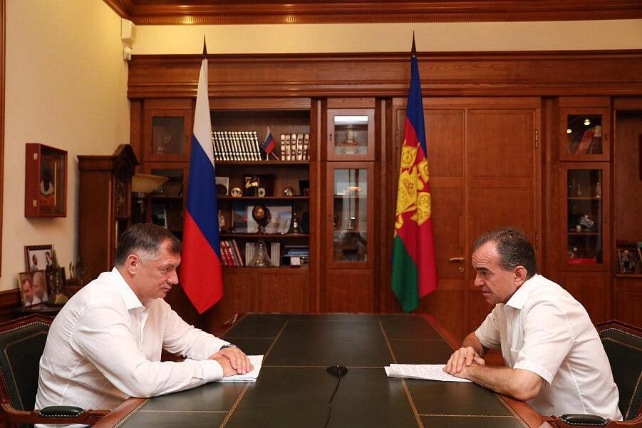 Хуснуллин отметил работу Краснодарского края по восстановлению прав дольщиков