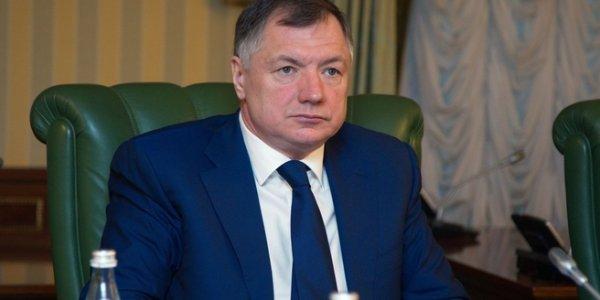 В Краснодарский край прибыл зампред Правительства РФ Марат Хуснуллин