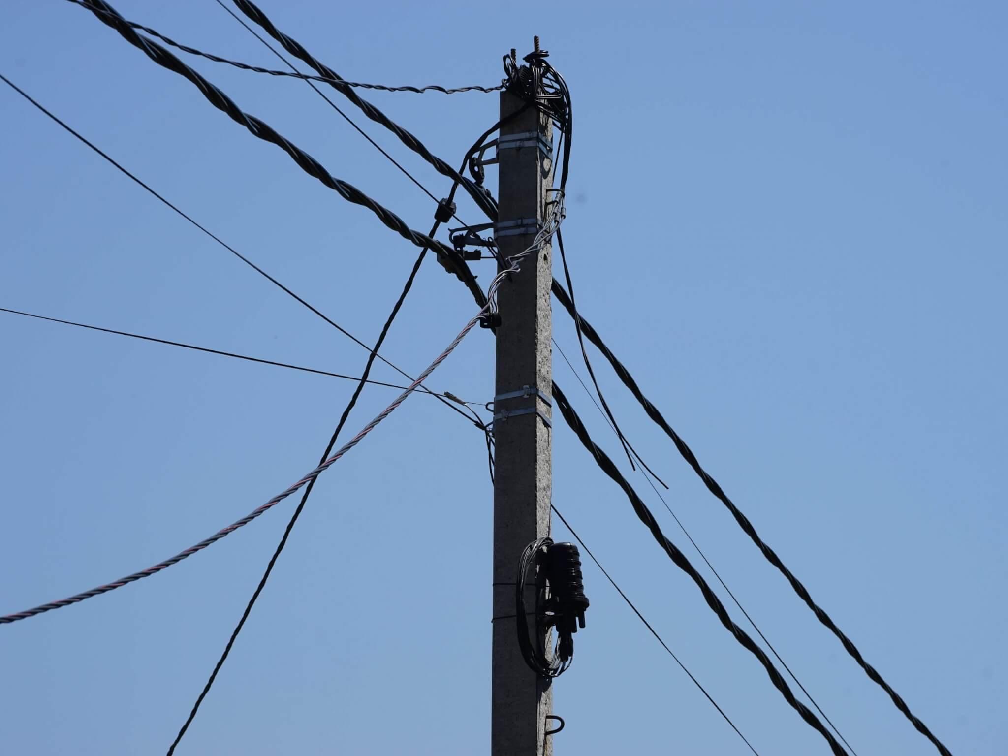 В Анапе жители станицы Анапской почти на сутки остались без света и воды