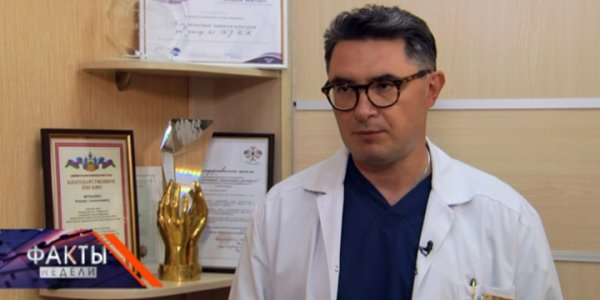 Интервью с главврачом Клинического онкодиспансера № 1 Романом Мурашко