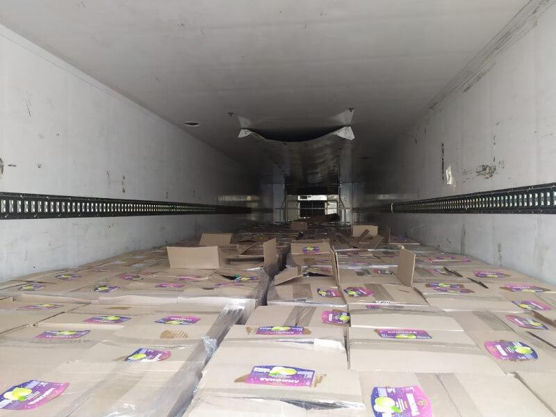 В Кавказском районе у приезжего изъяли более 16 тонн контрафактного пива