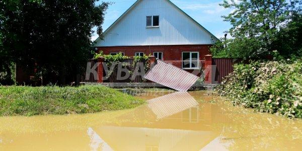 В Славянском районе пострадавшим от подтоплений жителям выплатили 16,3 млн руб