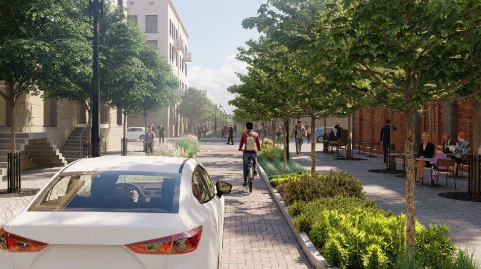 Кондратьев: реализация проекта «7 улиц» в Краснодаре временно приостанавливается
