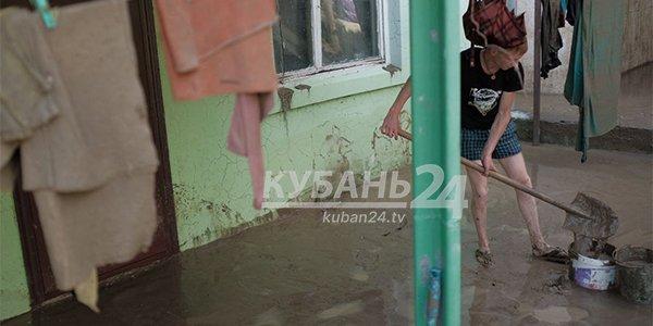 В Туапсинском районе подтопило 760 домов