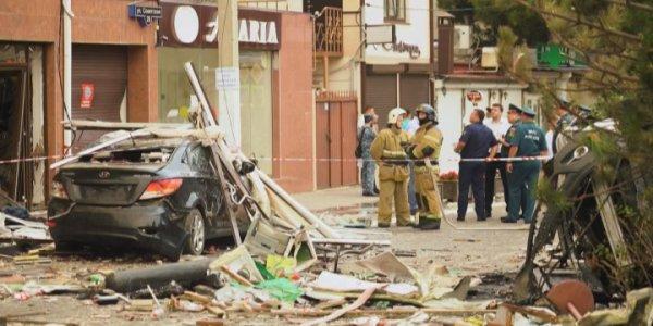 Владелец гостиницы в Геленджике: хлопок газа произошел из-за подземной утечки