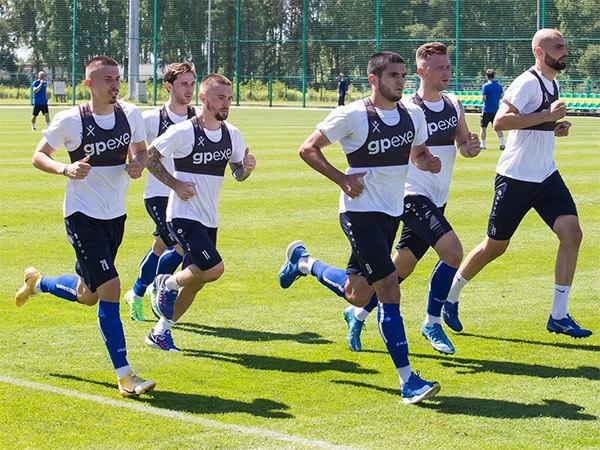 Футболисты «Нижнего Новгорода» прошли вакцинацию перед выездной игрой с «Сочи»