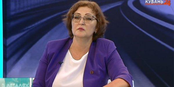 Галина Кулакова: кубанское зерно — лидер по качеству
